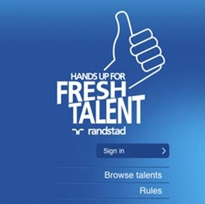 Randstad Fresh Talent
